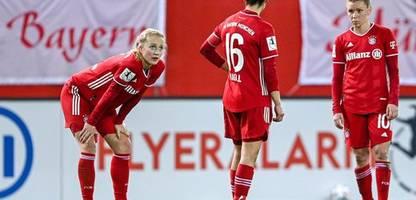 Bundesliga der Frauen: Bayern München verliert trotz 2:0 noch gegen Hoffenheim
