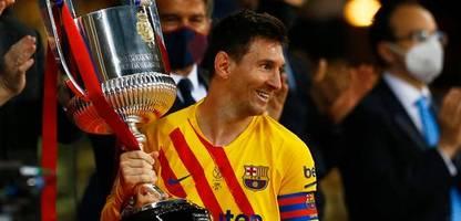 Copa del Rey: Lionel Messi überragt bei Sieg von FC Barcelona über Athletic Bilbao