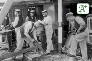 Noch heute profitieren viele: Gemeinsam Schiffe und Wohnungen in Hamburg bauen