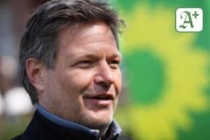 Wahlen: Grünen-Chef Habeck will Bundestags-Direktmandat im Norden