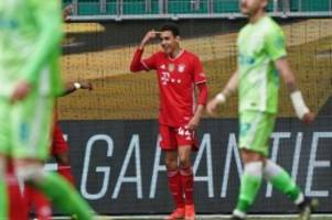 29. Spieltag: Bayern gewinnt in Wolfsburg - Schalke verliert wieder