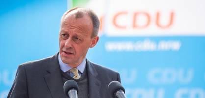 Friedrich Merz gewinnt Duell um Direktkandidatur – Botschaft an Söder