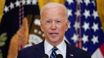 Ziemlich harte Freunde: Biden wird das Trump-Erbe nicht tilgen