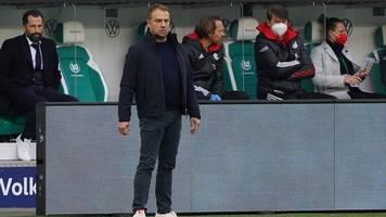 29. Spieltag: Bayern gewinnt in Wolfsburg - Flick kündigt Abschied an