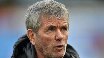 1. FC Köln: Trainer Funkel lobt Stil bei Trennung von Vorgänger Gisdol