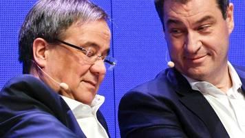 K-Frage: Markus Söder und die Zerstörung der CDU