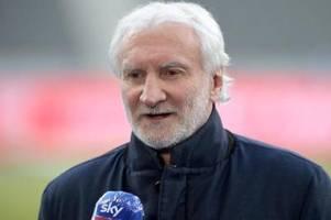 Rudi Völler erwartet Hansi Flick als neuen Bundestrainer