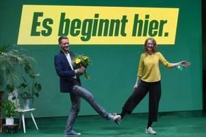 Thomas von Sarnowski ist neuer Vorsitzender der bayerischen Grünen