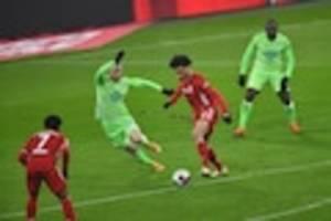 Bundesliga, 29. Spieltag - Wolfsburg - FC Bayern im Live-Ticker: Flick-Elf will Tabellenführung ausbauen
