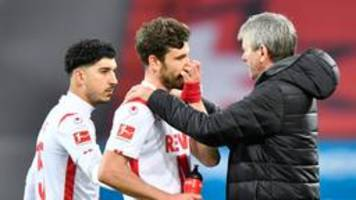 bayer leverkusen verliert 0:3 gegen 1.fc köln