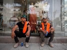 Corona-Zahlen rapide gesunken: Israelis dürfen Maske draußen weglassen