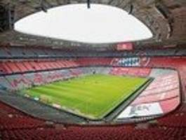 Verliert München die Spiele der Fußball-EM?