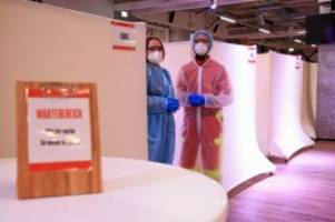 Coronavirus: Union bietet kostenfreie Corona-Tests für alle an