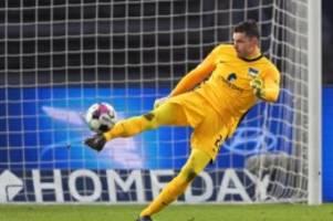 Fußball: Nach Corona-Infektion: Jarstein vorübergehend im Krankenhaus