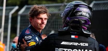Formel 1 in Imola: Max Verstappen siegt vor Lewis Hamilton - Die Wachablösung steht unmittelbar bevor