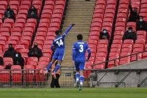 FA-Cup: Leicester nach Sieg über Hasenhüttl-Club im Finale