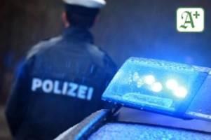 Kriminalität: Flüchtender unter Drogen rammt Streifenwagen