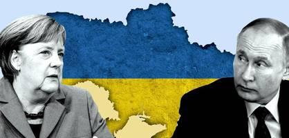 Das letzte Duell zwischen Merkel und Putin