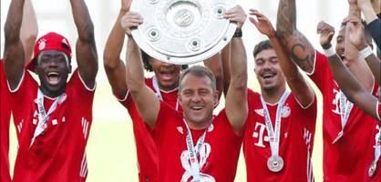 So erfolgreich war Flick beim FC Bayern