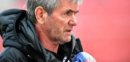 Wie die Mitteilung des 1. FC Köln Funkel weiter in die Enge treibt
