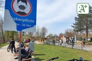 Pandemie: Corona-Inzidenz im Herzogtum Lauenburg fällt weiter