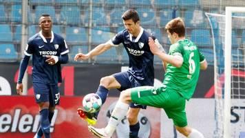 2. Liga: Nervenstarke Bochumer nach Spektakel auf Aufstiegskurs