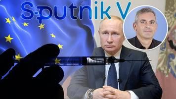 russisches vakzin: sputnik v ist putins schmerzhafter stich für deutschland