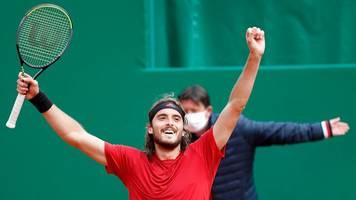 atp-tennis: grieche tsitsipas gewinnt turnier in monte carlo