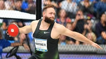 Ex-Weltklasse-Sportler: Harting und Angerer für deutsche Olympia-Bewerbung