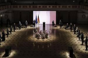 Deutschland gedenkt der einsamen Toten der Corona-Pandemie