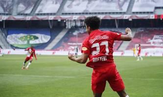 Salzburg gewinnt Spitzenspiel gegen Lask