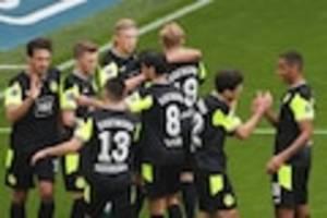 Bundesliga - BVB schlägt Bremen, Haaland trifft doppelt