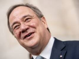Bundestagswahl: CDU-Bundesvorstand spricht sich für Laschet als Kanzlerkandidat aus