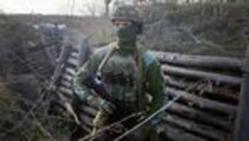 Ostukraine: Russland verlegt laut EU 150.000 Soldaten an ukrainische Grenze