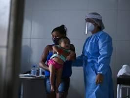 Covid-19 außer Kontrolle: Viele Corona-Todesopfer unter Brasiliens Babys