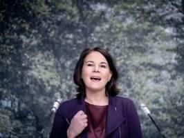 Habeck weicht in zweite Reihe: Annalena Baerbock ist Kanzlerkandidatin der Grünen
