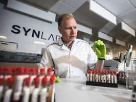 Hochkonjunktur für Laborkette: Synlab vor milliardenschwerem Börsengang