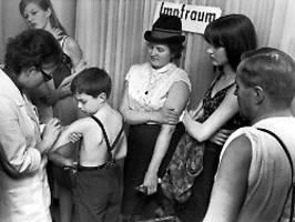 querdenker der pockenpandemie: impfgegner gab es schon im 19. jahrhundert