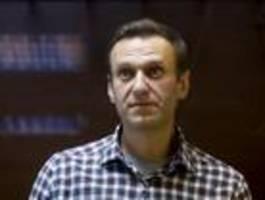 Nawalny ins Gefängniskrankenhaus verlegt