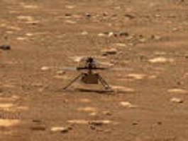 Baerbock ist Kanzlerkandidatin der Grünen, ein Hubschrauber fliegt auf dem Mars – das war wichtig