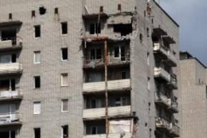 Forderungen nach Sanktionen: Ukraine, Nawalny, Tschechien: EU für mehr Druck auf Russland