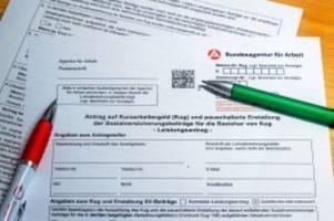 Steuererklärung: Kurzarbeit: Empfänger müssen nun Steuern nachzahlen