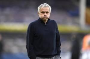 Premier League: Medien: Tottenham Hotspur feuert Star-Trainer Mourinho