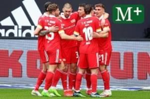 Union Berlin: Union erhält die Lizenz für die Bundesliga
