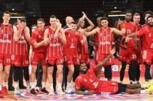 Wichtiger als Liga?: Bayern-Basketballer vor Euroleague-Playoffs