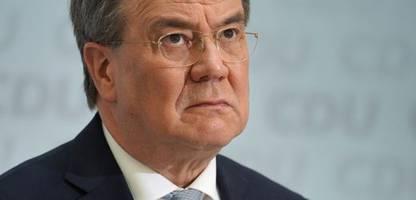 CDU-Chef Laschet und die Kanzlerkandidatur: Mit dem Rücken zur Wand