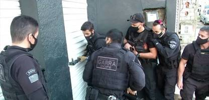 Corona in Brasilien: Polizei-Spezialeinheit gegen illegale Partys