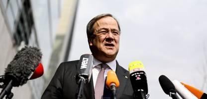 Markus Söder versus Armin Laschet: Newsblog zur K-Frage in der Union