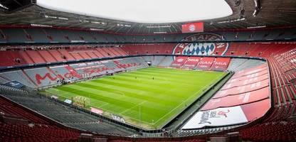 Fußball-EM: München bleibt Ausrichterstadt - bis Freitag