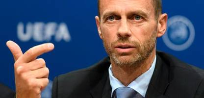 Uefa: Aleksander Ceferin droht Spielern von Super-League-Teams mit Nationalteam-Bann